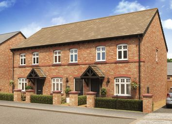 "Thumbnail 3 bed end terrace house for sale in ""Archford (Rural)"" at Tarporley Business Centre, Nantwich Road, Tarporley"