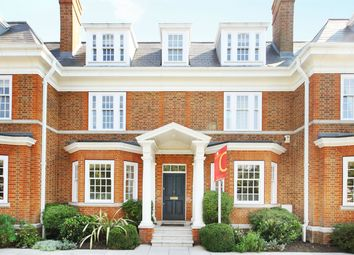 Thumbnail 6 bed terraced house to rent in Redcliffe Gardens, Grove Park Road, Chiswick