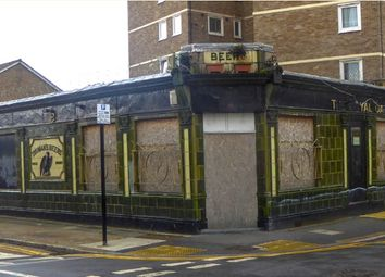 Thumbnail Commercial property for sale in Woodman Street, London