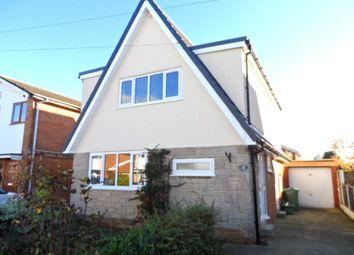 Thumbnail 4 bed detached bungalow for sale in Willowcroft Avenue, Poulton Le Fylde