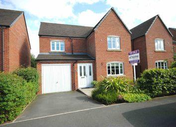 Thumbnail 4 bed detached house for sale in Douglas Avenue, Wesham, Preston