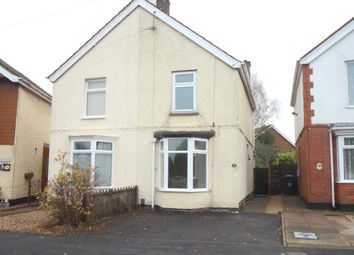 Thumbnail 2 bed semi-detached house to rent in Regent Street, Barwell, Leicester