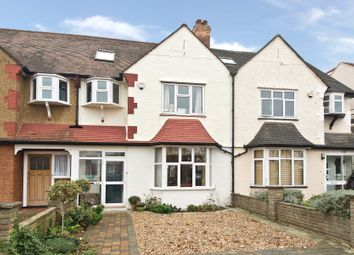 Thumbnail 4 bed terraced house for sale in Aylward Road, London