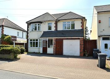 Thumbnail 4 bedroom detached house for sale in Cartland Road, Stirchley, Birmingham