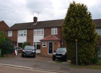Thumbnail 3 bed semi-detached house to rent in Long Ridings Avenue, Shenfield