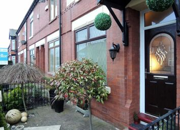 Thumbnail 2 bed terraced house for sale in St Oswalds Road, Levenshulme, Manchester