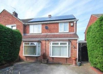 Thumbnail 3 bedroom semi-detached house for sale in Winskell Road, South Shields
