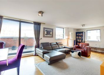 Thumbnail Flat to rent in Dolben Court, Montaigne Close, London