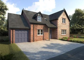 Thumbnail 4 bed detached house for sale in Plot H3, Thornedge Gardens, Cumwhinton, Carlisle