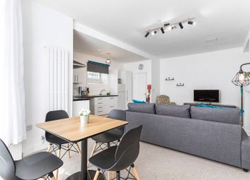 Thumbnail 1 bed flat to rent in Nevern Road, London