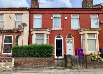 Thumbnail 2 bedroom terraced house for sale in Selwyn Street, Liverpool