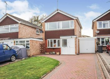 Thumbnail 3 bed link-detached house for sale in Beverley Avenue, Nuneaton