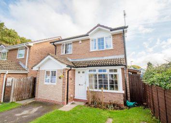 Thumbnail Detached house for sale in Kings Pightle, Chineham, Basingstoke