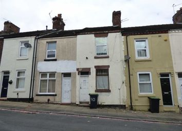 Thumbnail Terraced house for sale in Denbigh Street, Hanley, Stoke-On-Trent