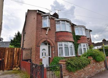 Thumbnail 4 bedroom semi-detached house for sale in Great Northern Road, Dunstable