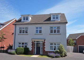 Thumbnail 5 bed detached house for sale in Brook Gardens, Devizes