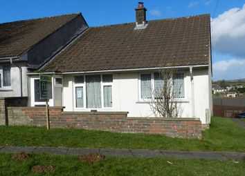 Thumbnail 2 bed bungalow for sale in Haul Y Bryn, Wolfscastle, Haverfordwest