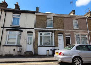 Thumbnail 2 bed terraced house to rent in Green Street, Gillingham, Kent