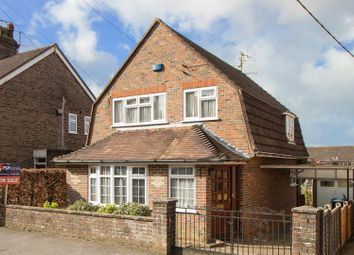 Thumbnail 3 bed detached house for sale in Kents Road, Haywards Heath