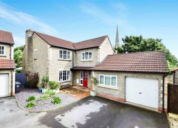 Thumbnail 5 bed detached house for sale in Baileys Mead Road, Stapleton, Bristol