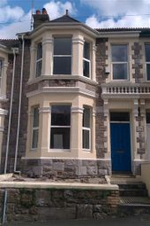 Thumbnail 6 bed terraced house to rent in Derry Avenue, Plymouth