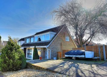 Thumbnail 3 bedroom semi-detached house for sale in Higher Green Close, Norwich