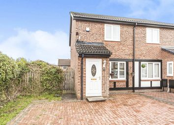 Thumbnail 2 bed semi-detached house for sale in Perrycrofts, Thristley Wood, Sunderland