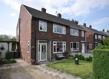 Thumbnail 3 bed semi-detached house for sale in Hobson Crescent, Audenshaw, Manchester, Greater Manchester