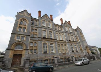 Thumbnail 1 bed flat to rent in Sutton High, Greenbank, Plymouth