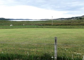 Thumbnail Land for sale in 4 Tighnafiline, Aultbea, Ross-Shire