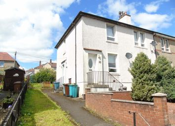 Thumbnail 2 bed flat for sale in Rosebank Street, Clarkston, Airdrie