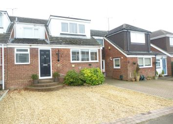 Thumbnail 3 bed terraced house for sale in Churchill Road, Dunstable