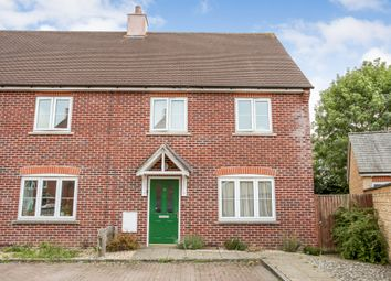 Thumbnail 3 bed end terrace house for sale in Budmouth Drive, Gillingham