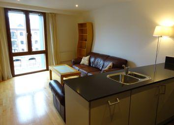 Thumbnail 2 bed flat to rent in 1 Dock Street, Leeds