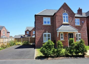 Thumbnail 4 bed detached house for sale in Haweswater Crescent, Bury