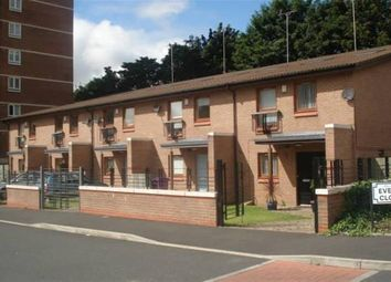 Thumbnail 3 bed end terrace house to rent in Evesham Close, Woolton, Liverpool