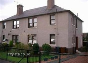 Thumbnail 2 bed flat to rent in Mansfield Avenue, Newtongrange