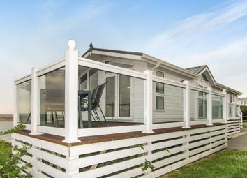 Thumbnail 2 bed lodge for sale in Portland Road, Weymouth