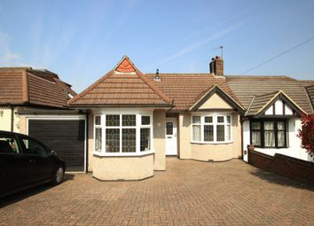 Thumbnail 2 bed bungalow for sale in Spring Gardens, Chelsfield