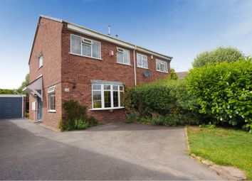 Thumbnail 3 bed semi-detached house for sale in Park Road, Barton Under Needwood
