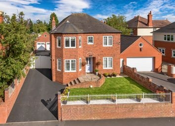 Thumbnail 5 bed detached house for sale in Wrekin Road, Wellington, Telford, Shropshire