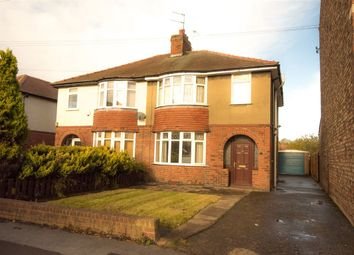 Thumbnail 3 bedroom semi-detached house to rent in Hull Road, York