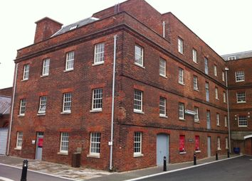 Office to let in The Mill, Royal Clarence Yard, Weevil Lane, Gosport PO12
