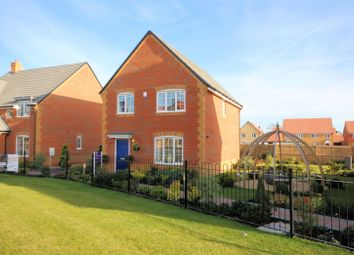 Thumbnail 4 bed detached house for sale in The Monkford, Harwell