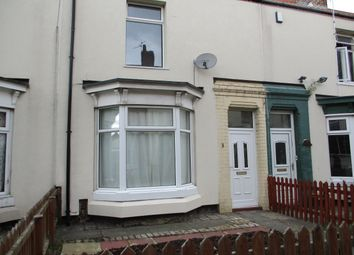 Thumbnail 2 bedroom terraced house to rent in Poplar Grove, Stockton On Tees