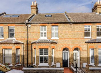 Thumbnail 4 bed terraced house for sale in St. Leonard's Avenue, Windsor, Berkshire
