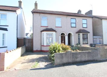 Thumbnail 3 bed semi-detached house for sale in Hurlstone Road, London