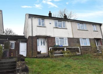 Thumbnail 3 bed semi-detached house for sale in Woodlands Rise, Haworth, Keighley, West Yorkshire