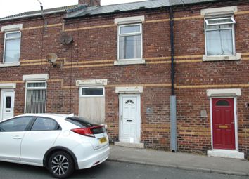 Thumbnail 3 bedroom terraced house for sale in Eden Street, Horden, Peterlee