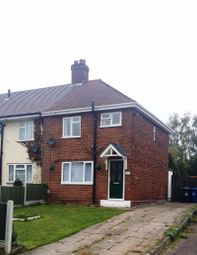 3 bed semi-detached house for sale in Ponesfield Road, Lichfield WS13